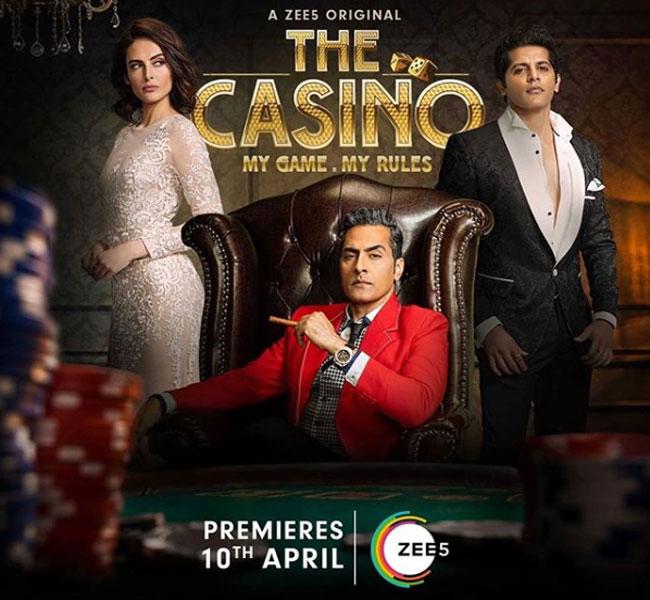 Casino Cast